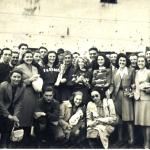 30 Ondina maglia Parioli Roma con pubblico Premiaione