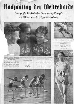 19360807 Ondina bollettino ufficiale_Olympia Zeitung_Pagina_2